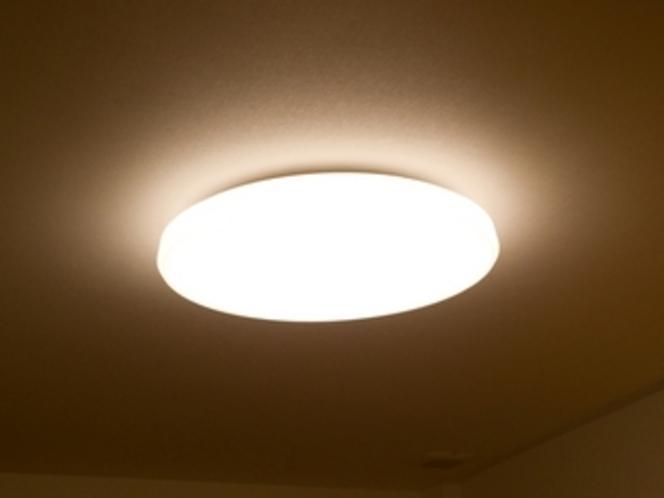 LED照明蛍光色