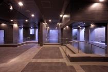 モノリスタワー大浴場「すみの湯」