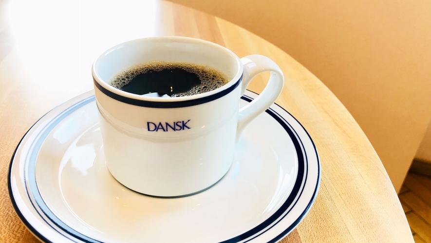 【軽朝食】目覚めの一杯にモーニングコーヒーを