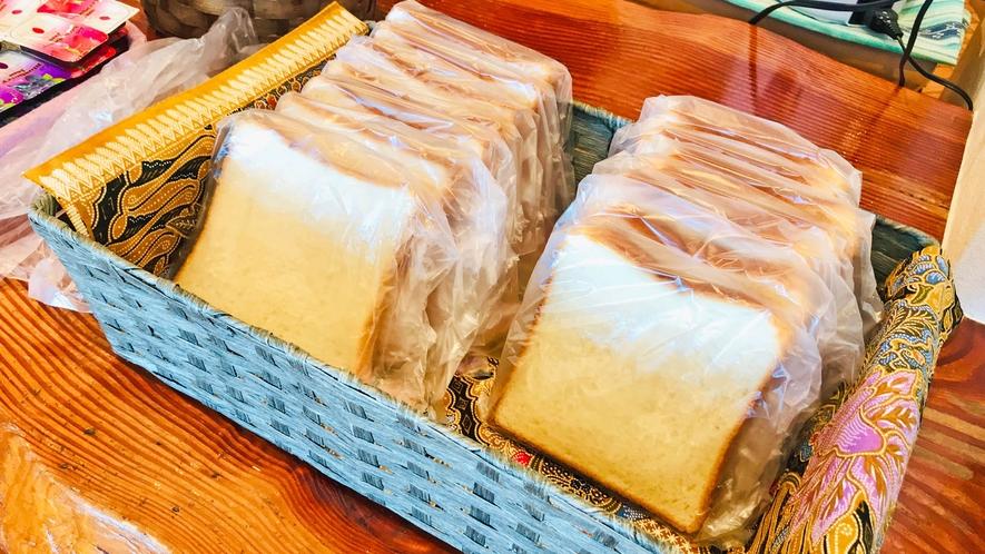 【軽朝食】そのままのふわふわでも、トーストで香ばしく焼き上げても楽しめます