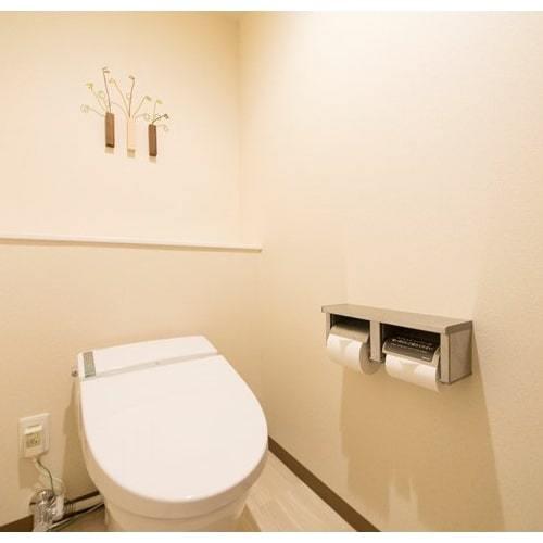 トイレ(ツインルーム)