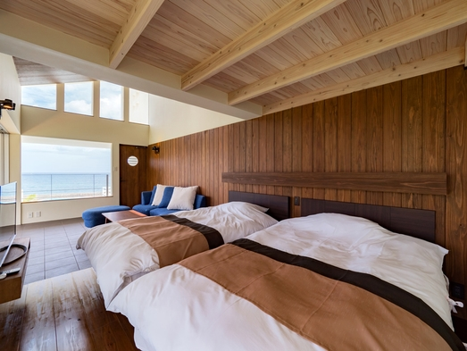 【夏予約限定】インフィニティープール付!沖縄の絶景コテージでビーチをのんびり満喫!