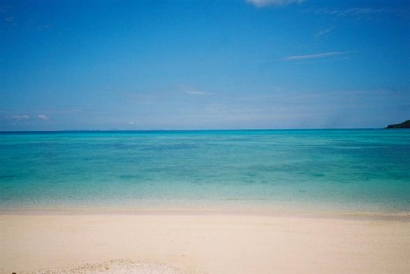 ビーチ目の前★絶景の海の景色で二人の記念日を祝おう!