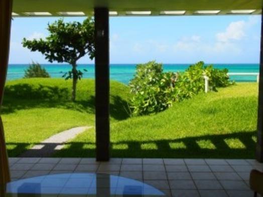 【沖縄の夏予約】<さき楽30>早期予約!ビーチ前のコテージでゆったりと過ごす極上の時間