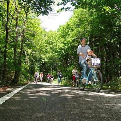 【カヌー】と【サイクリング】体験付き!【期間限定】1泊2食ワンドリンク【夏得】裏磐梯エンジョイプラン