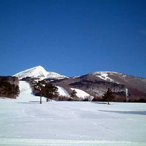 猪苗代スキー場中央ゲレンデ