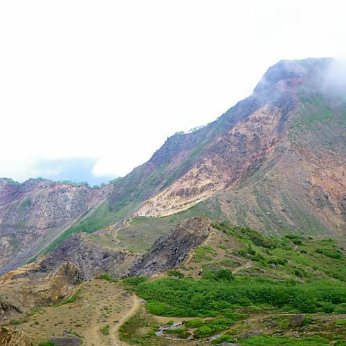 磐梯山登山(1)