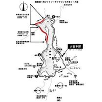 ファミリーサイクリングコース図
