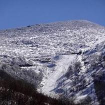 箕輪スキー場俯瞰