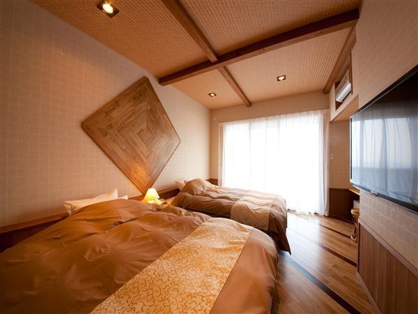 2階建て和洋室の2階