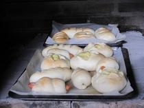 パン焼き体験