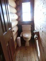 ログコテージグループタイプ/トイレ