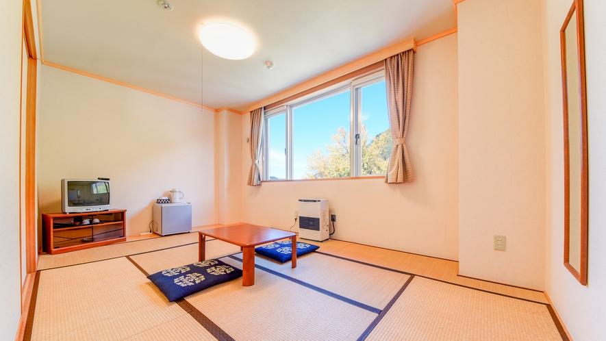 *【客室】和室8畳