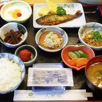 *【朝食一例】自然に則した食事法を取り入れた、ヘルシーな和朝食をレストランにて。