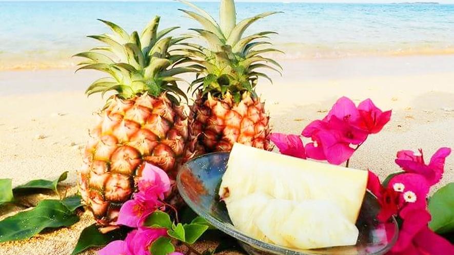 *【周辺】南国とフルーツ♪ビーチリゾートにぴったりな組み合わせ♪