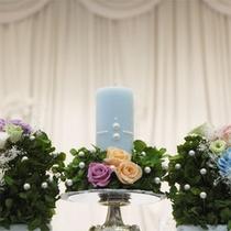 結婚式イメージ(キャンドル)