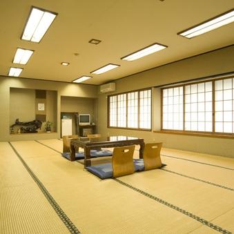 ◆広々とした大部屋(和室28畳/禁煙)