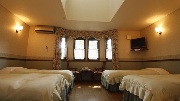 洋室5人部屋