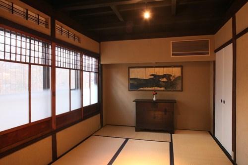 高瀬川・2階