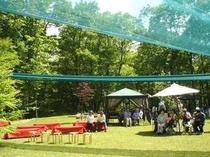 但馬高原植物園の癒しの森ガーデンショー