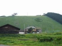 神鍋山からスイートパラグライダーを