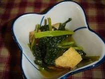 小松菜のおしたし