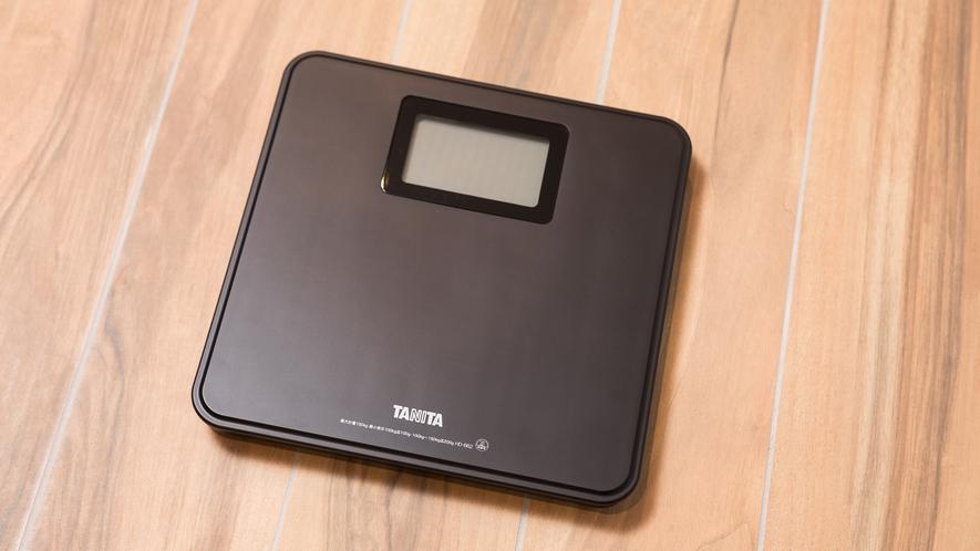 【貸出品】体重計