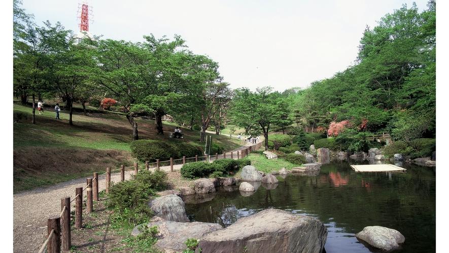 【周辺】宇都宮八幡山公園