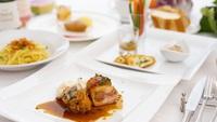 【肉メインのBランチ+ドリンク♪】一番人気★季節のパスタと肉のメイン料理が◎