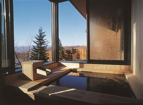 温泉風呂付和室●14〜15畳●