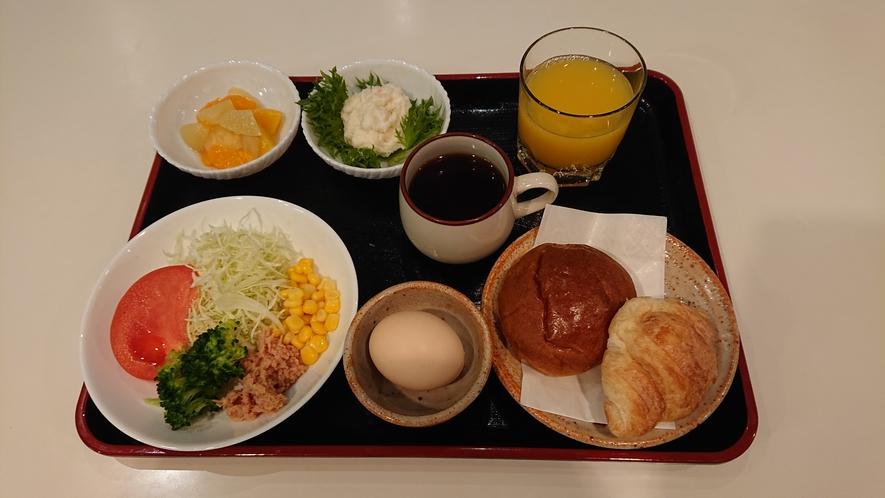 朝食(ワンプレート時)