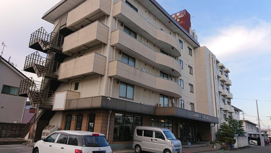 南彦根ステーションホテル 外観