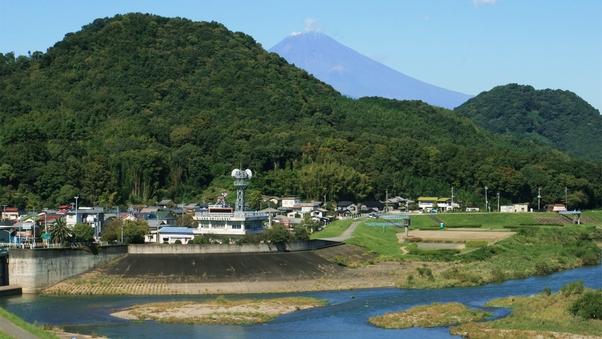 【富士山が見える和洋室】景観重視の方におすすめ!