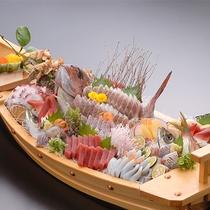 *別注料理一例/伊豆の新鮮海の幸づくし♪豪華舟盛りも承ります