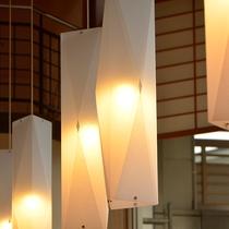 *館内一例/やわらかな灯りがくつろぎの時間を演出