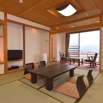 *和室10畳一例/当館スタンダードのお部屋タイプ。2016年改装で新しく快適!