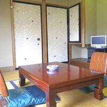 *和室6畳一例/少人数でご利用になられる方へおすすめのお部屋