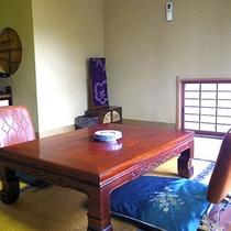 *和室6畳一例/一人旅のほか、カップルご夫婦の二人旅にも。