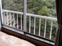 洋室 2人用(窓からの景色)