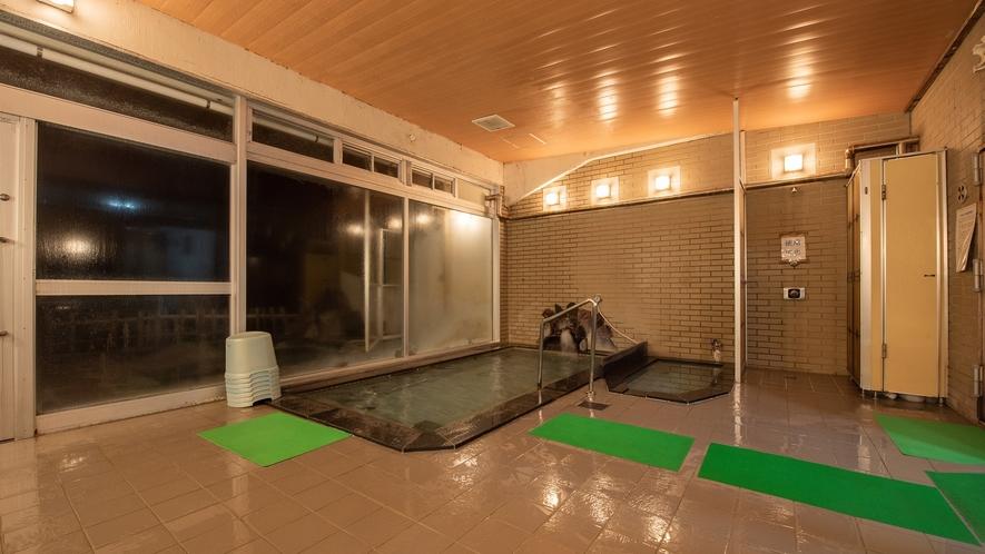 *【大浴場】