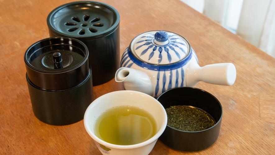 *【お茶セット一例】