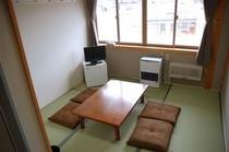 201号 和室メゾネットバストイレ付