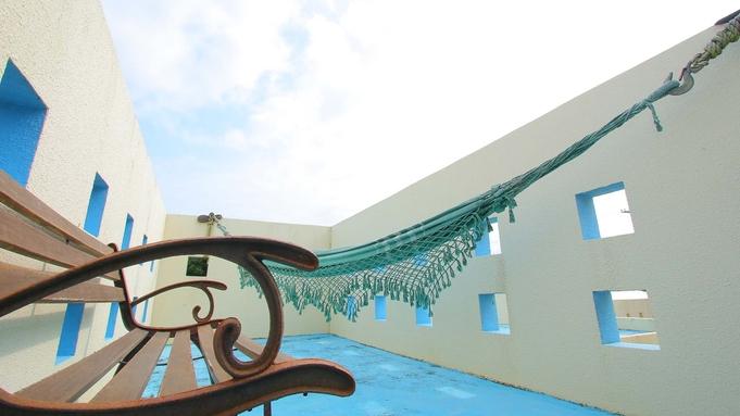 沖縄×ブラジルの雰囲気でまったりお泊り&バリアフリー対応◎【素泊り】