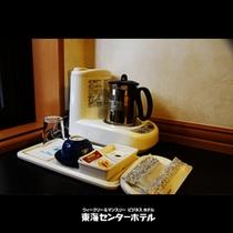 加湿器付きの湯沸かし器