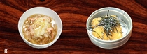 ご飯 (ブリカツ丼、カニ雑炊、海鮮釜めし・うな重・天丼・豆ご飯