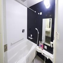 デラックスツインルームバスルーム