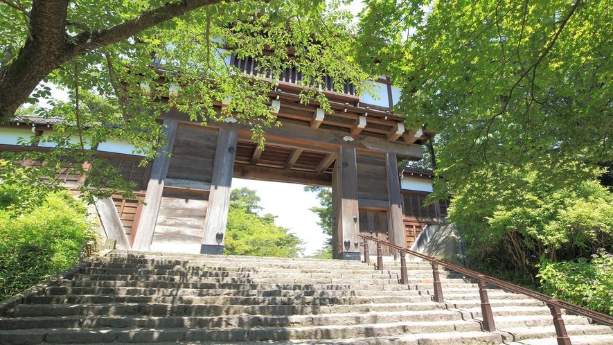 *【周辺】千秋公園/秋田市民憩いの場。日本さくら名所100選のひとつ。