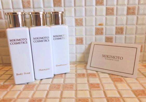 贅沢したい女性のお客様必見!「MIKIMOTO」のシャンプーセット付きプラン♪
