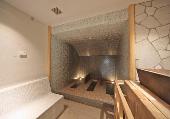 女性大浴場・岩盤浴