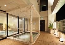女性大浴場・露天風呂
